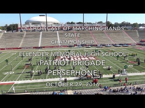 Ellender Memorial High School...LA Showcase of Marching Bands