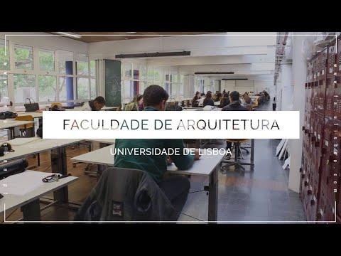 Faculdade De Arquitetura Da Universidade De Lisboa Estudar