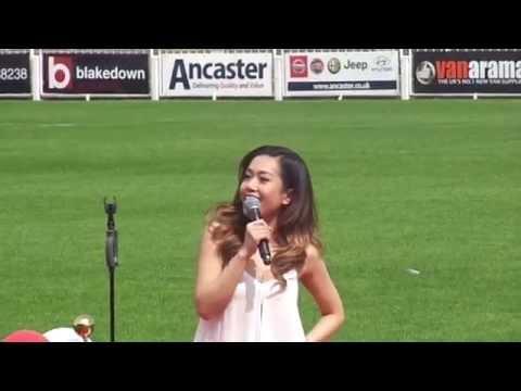 "Rachelle Ann Go performs ""Chandelier"" and ""Bang Bang"" FULL HD at Les Mis V Phantom 2015"