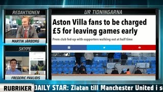 Fotbollskanalen Headlines: Här är dagens aprilskämt från engelsk press - TV4 Sport