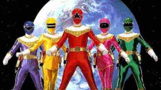 Power Rangers Zeo New Extended Theme Song