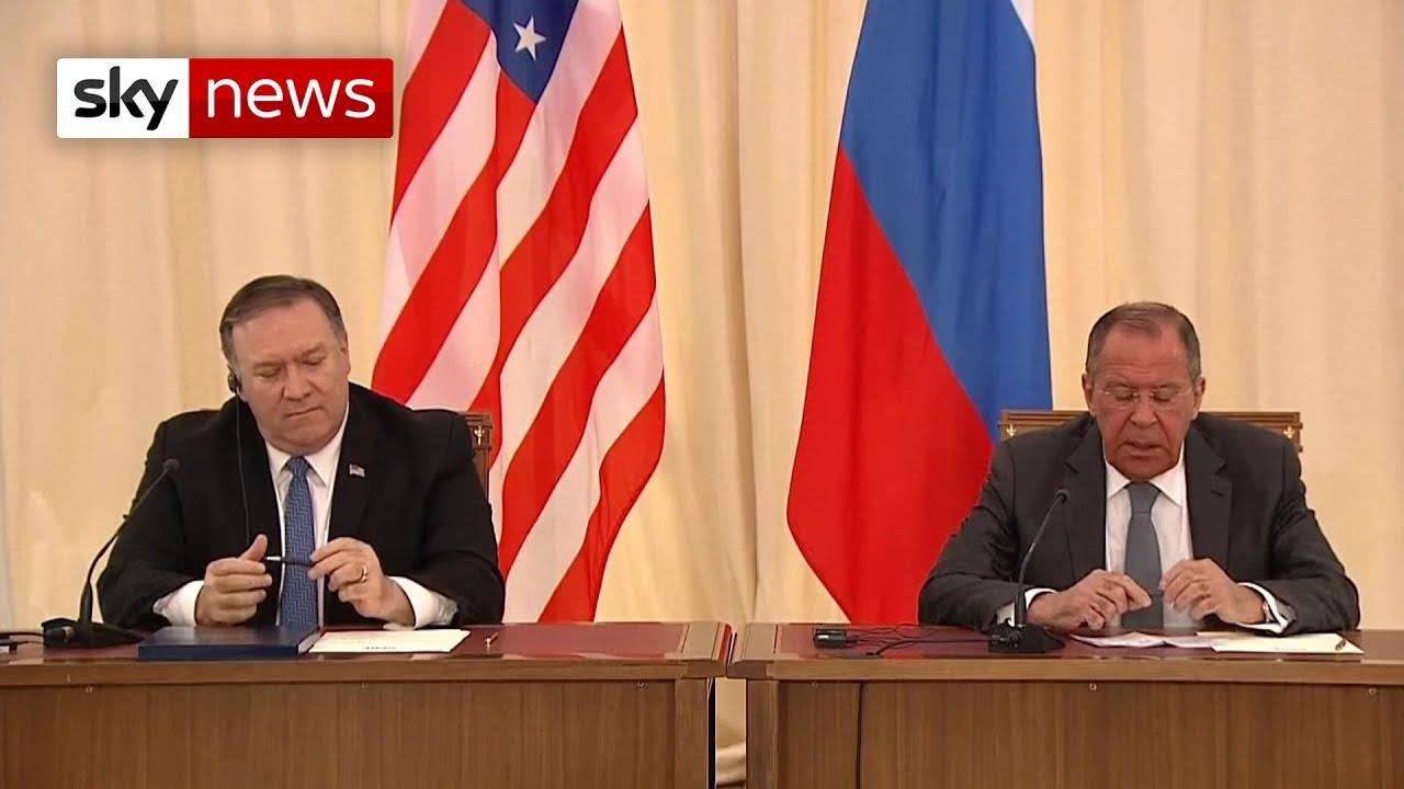 Mike Pompeo: US not seeking Iran war