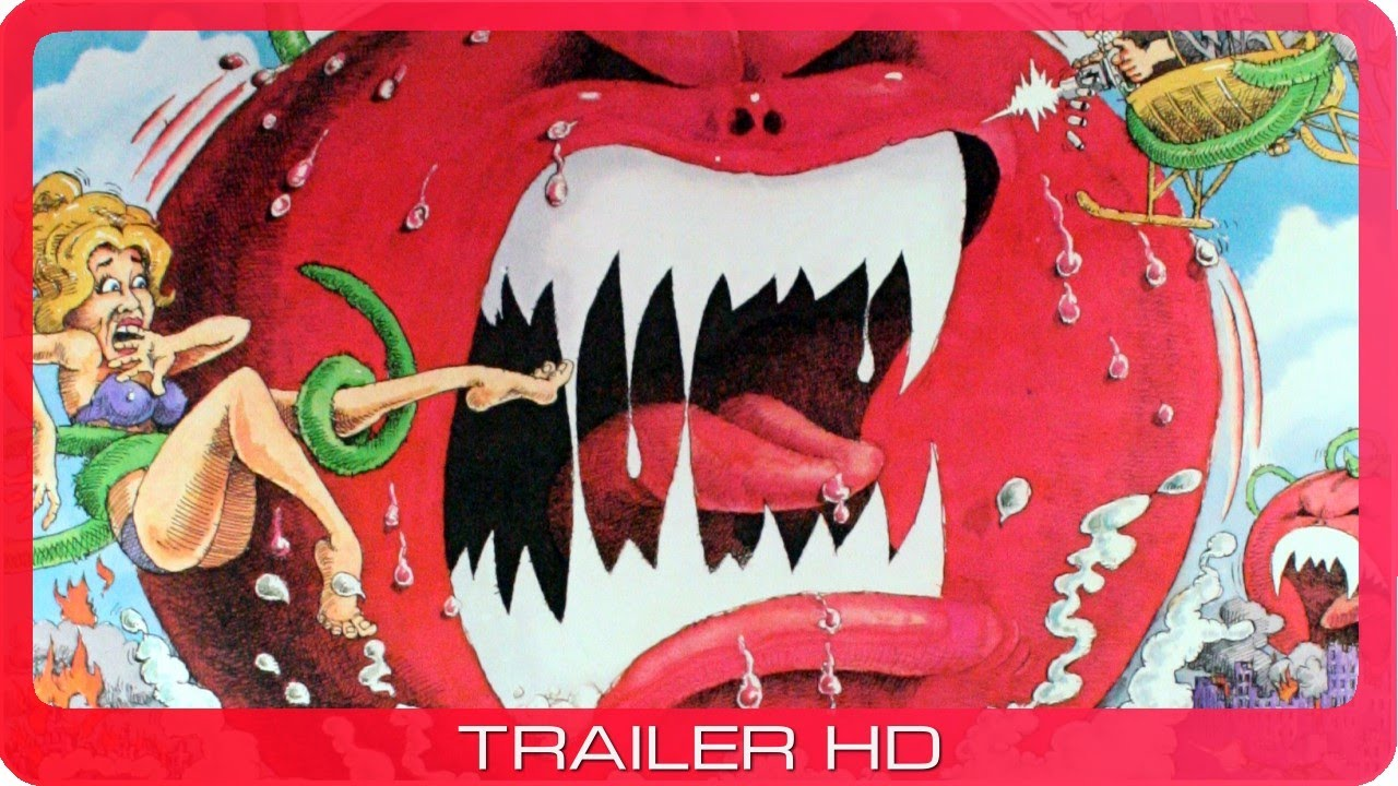 Attack Of The Killer Tomatoes! ≣ 1978 ≣ Trailer