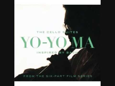 Yo-Yo Ma - Unaccompanied Cello Suite No. 1 in G Major, BWV 1007, Prelude