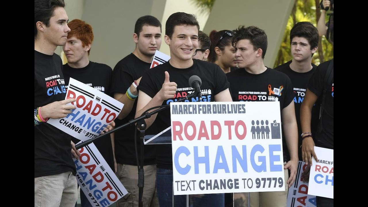 March for Our Lives activists to keep movement going with summer bus tour