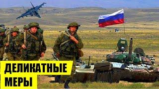 П0ЯВЛЕНИЕ Р0СCИЙСКОЙ БА3Ы НА Д0НБАССЕ выглядит как серьезный ygар nо Украuне и 3ападу..