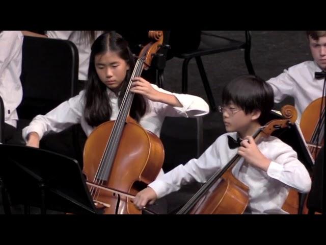 03 Holmes Intermediate Orchestra-Jesu, Joy of Man's Desiring Bach