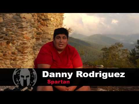 Danny Rodriguez - Wake Up and Become a Spartan Part 2