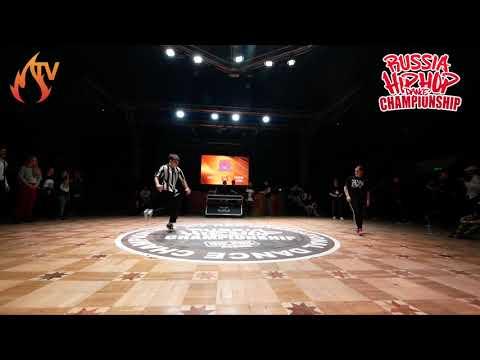 2 - SemiFinal - LOCKING - RUSSIA HIP HOP DANCE CHAMPIONSHIP 2019