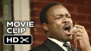 Selma Movie CLIP - We Must March (2015) - Martin Luther King, Jr. Biopic HD