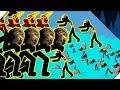 ЗОМБИ СОЖРАЛИ СТИКМЕНОВ Stick War Legacy Zombie Mode 9 mp3