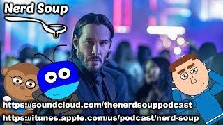 Keanu Reeves in Eternals Movie? Robert Pattinson Cofirmed as Batman! - The Nerd Soup Podcast