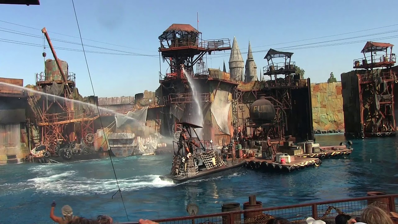 Download Water World - Universal Studios 2018