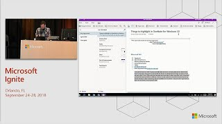 Get started with Microsoft OneNote for Windows 10 BRK2120