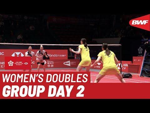 Group B | WD | MATSUMOTO/NAGAHARA (JPN) Vs. LEE/SHIN (KOR) | BWF 2019