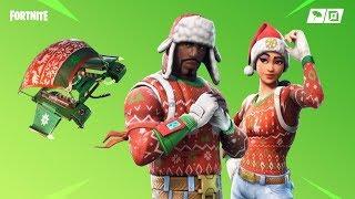 NOG OPS IS BACK! | Fortnite Item Shop (December 8th) 12-8-2018
