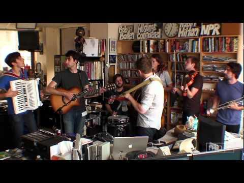 Hey Marseilles: NPR Music Tiny Desk Concert