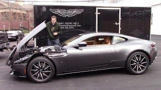 Aston Martin DB11 стоит $250 000 - и он потрясающий
