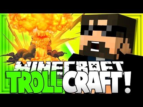 Minecraft: TROLL CRAFT   ARMAGEDDON TROLL?! [23] fragman