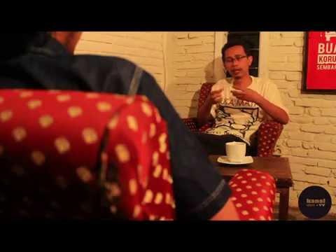 Kanal Kalimetro-Oase Demokrasi bersama Luthfi J. Kurniawan