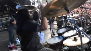 Nevermore - Your Poison Throne at Hellfest 2010