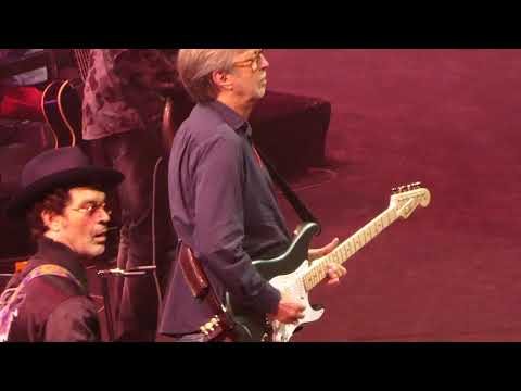 Eric Clapton - Layla - 09-11-2019 - Chase Center, San Francisco, CA 4k HD 60fps