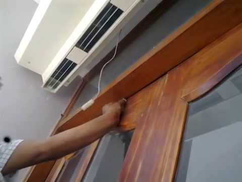 Sensor Installation with Air Curtain 09041883189 - YouTube