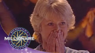 Judith Keppel: The First Millionaire UK | Who Wants To Be A Millionaire?