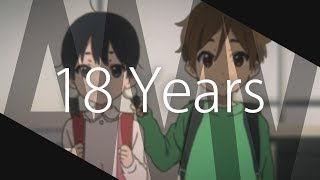18 Years - Daughtry (AMV)