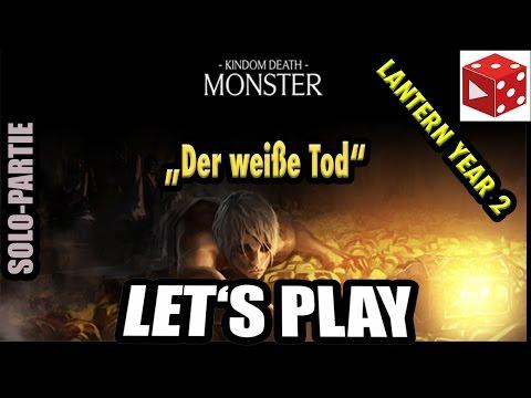Kingdom Death: Monster - Abyssos - Lantern Year 2 - Kampagne auf deutsch