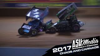 Speedway Crashes: Ash Media's Chaos and Carnage 2017!