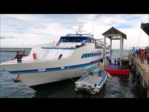 MV Marina Perkasa, Kapal Cepat baru Rute Sorong Raja Ampat di Waisai