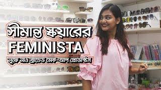 Checkout Counter | Feminista | Makeup Store in Dhanmondi