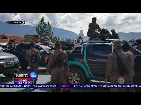 Kronologi Pembunuhan Pekerja PT IStaka Karya Oleh KKB   NET10 Mp3