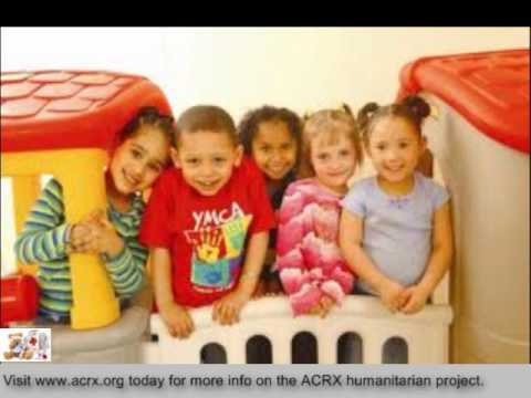 Medicine Assistance Donated to Sunflowers Academy by Charles Myrick of American Consultants RX