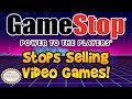 GameStop Stops Selling Games? Proposed Buyout Confirmed! Business Rant