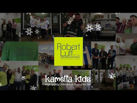 Kamelia Kids Christmas with Robert Luff & Co 2015