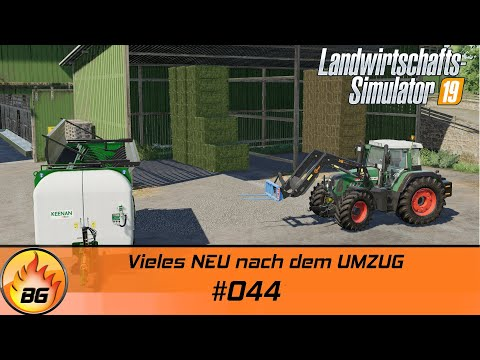 LS19 - LIEBLINGSPROJEKT #044 | Vieles NEU nach dem UMZUG | FS19 | Let's Play [HD]