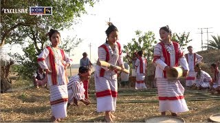 THE LOST TRADITIONAL DANCE OF TIPRASA FOUND IN A FORM OF ROMO BARMANI ....
