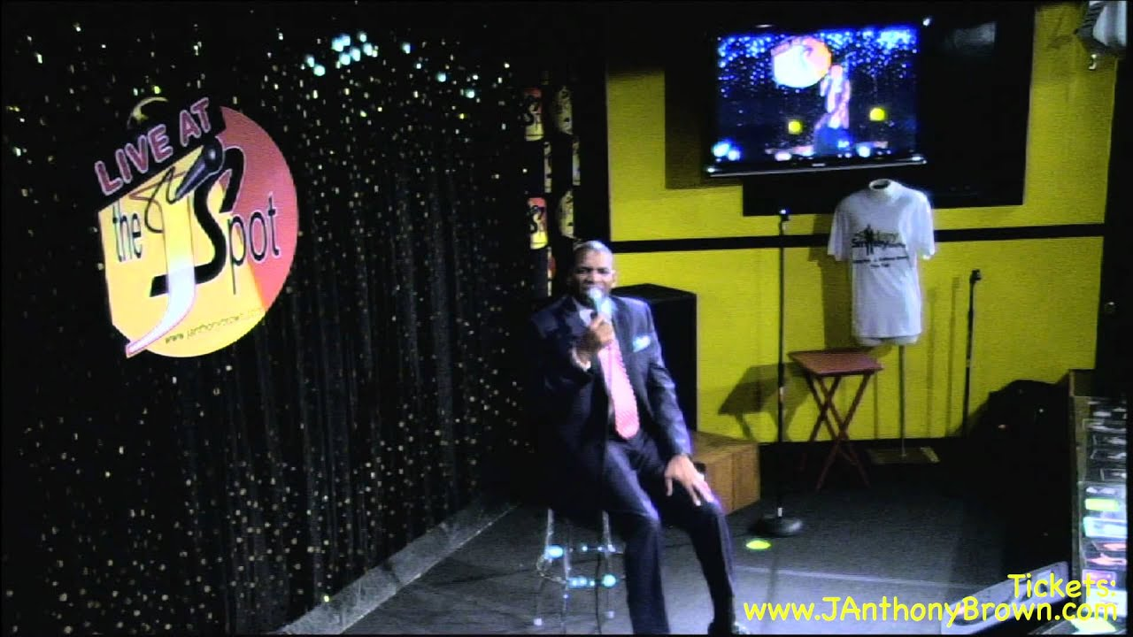 Don DC Curry LIVE at the J. Spot Comedy Club (Part 1)
