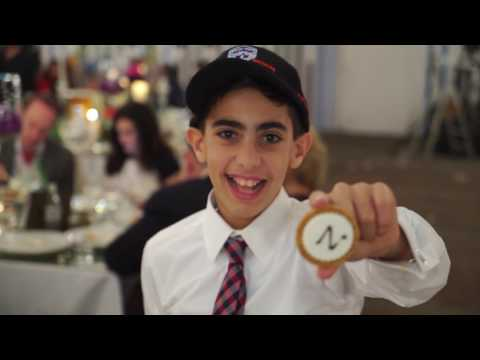 Highlights From Zachary's Bar Mitzvah In Israel