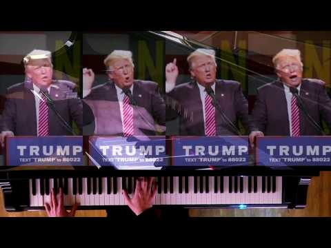 The Trump Sonata - parts 5&6 (out of 6) / by Avner Hanani