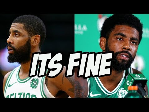 Kyrie Irving Leaving Might Not Even Be That Bad