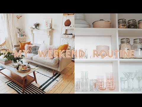 My Weekend Routine // KATE LA VIE