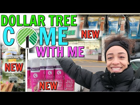 COME WITH ME TO DOLLAR TREE IN VIRGINIA! AMAZING BRAND NAME