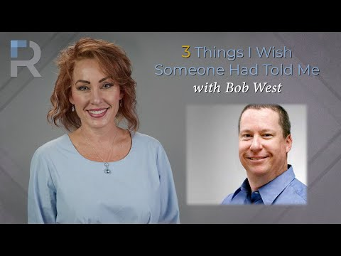 Bob West Discusses Special Needs with Colleen Swindoll Thompson