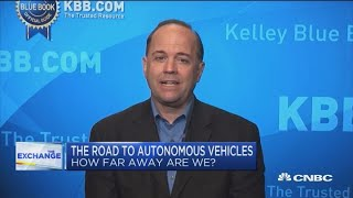 Elon Musk tends to be more accurate: Kelley Blue Book's Brauer