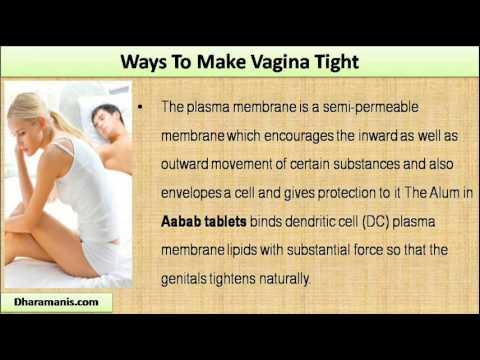 Safe And Natural Ways To Make Vagina Tight