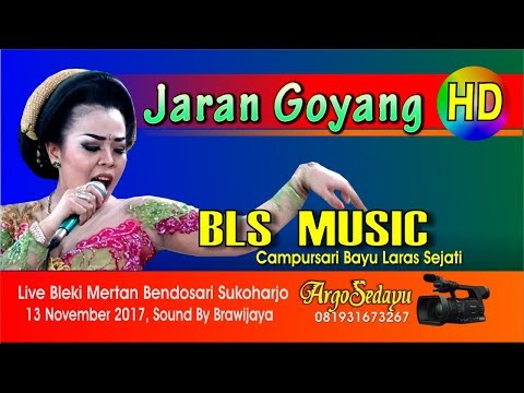 JARAN GOYANG HD Video CAMPURSARI BLS MUSIC Terbaru Live Bendosari