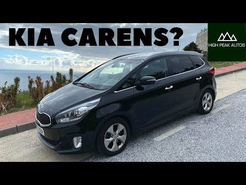 Should You Buy A KIA CARENS MK3 (RONDO)? Test Drive & Review